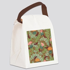 thistles Canvas Lunch Bag