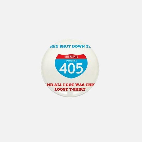 interstate-4052 Mini Button