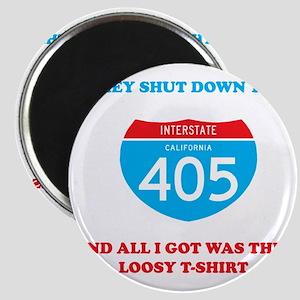 interstate-4052 Magnet