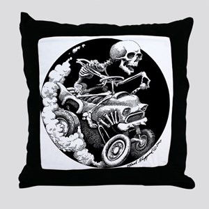 Sheppardratrod1 Throw Pillow