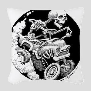 Sheppardratrod1 Woven Throw Pillow