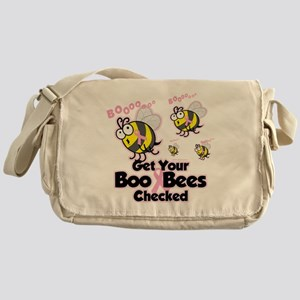 Save-The-Boo-Bees Messenger Bag