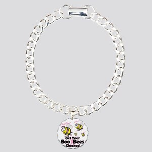 Save-The-Boo-Bees Charm Bracelet, One Charm