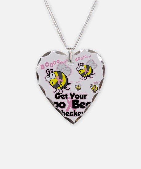 Save-The-Boo-Bees Necklace