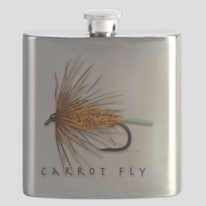 Carrot Fly Flask