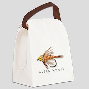 Alder Nymph Canvas Lunch Bag