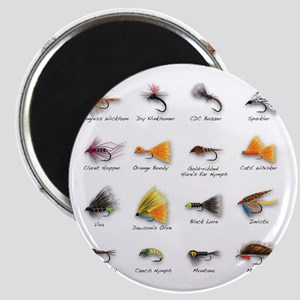 Flies Magnet