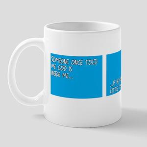 godisinsideme Mug