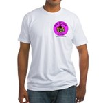 Fitted T-Shirt - Silly CCLS Logo