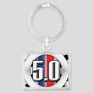 5.050 Landscape Keychain