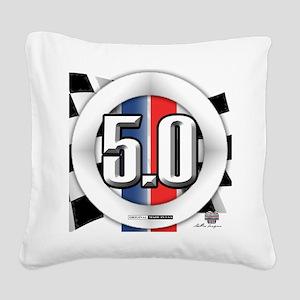 5.050 Square Canvas Pillow