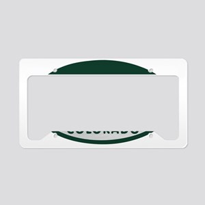 70.3_license_oval License Plate Holder