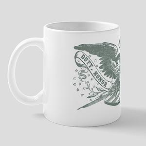 eagle-duty-honor-off blue Mug