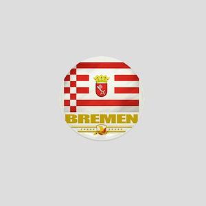 Bremen (Flag 10)2 Mini Button