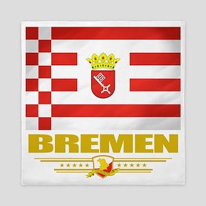Bremen (Flag 10)2 Queen Duvet