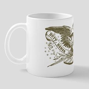 duty-honor-country Mug