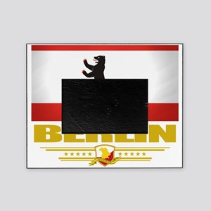Berlin (Flag 10) Picture Frame