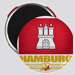 Hamburg (Flag 10) Magnet