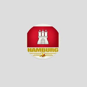 Hamburg (Flag 10) Mini Button