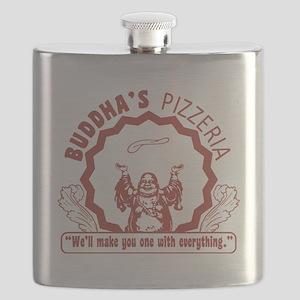 Buddhaspizza Flask