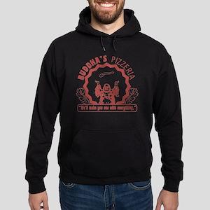 Buddhaspizza Hoodie (dark)