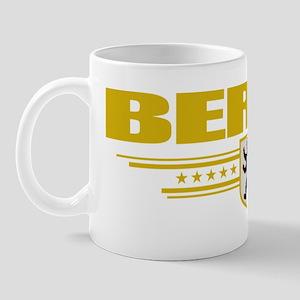 Berlin (Flag 10) pocket Mug