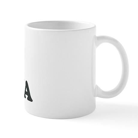 I Shamrock HELENA Mug