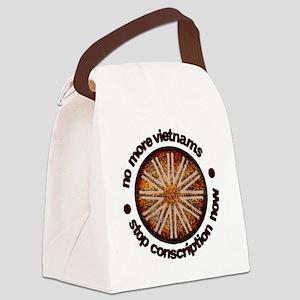 nomorevietnam Canvas Lunch Bag