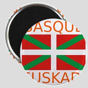 Basque_Orange Magnet