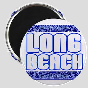 Long Beach copy Magnet