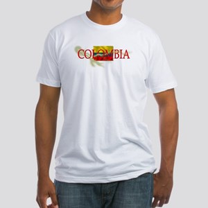 COLOMBIA Fitted T-Shirt