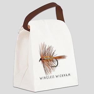 Wingless Wickham Canvas Lunch Bag