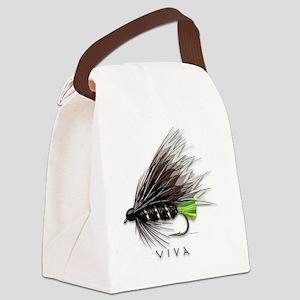 Viva Canvas Lunch Bag