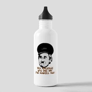 Blakey Nonsense Stainless Water Bottle 1.0L
