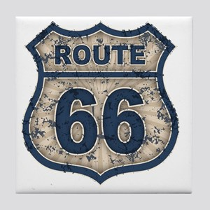 rt66-rays-DKT Tile Coaster