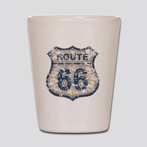 rt66-rays-T Shot Glass