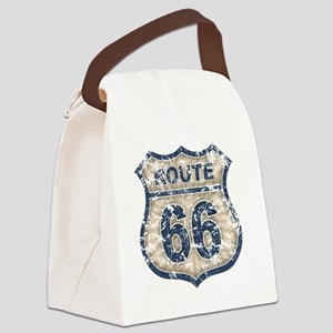 rt66-rays-T Canvas Lunch Bag
