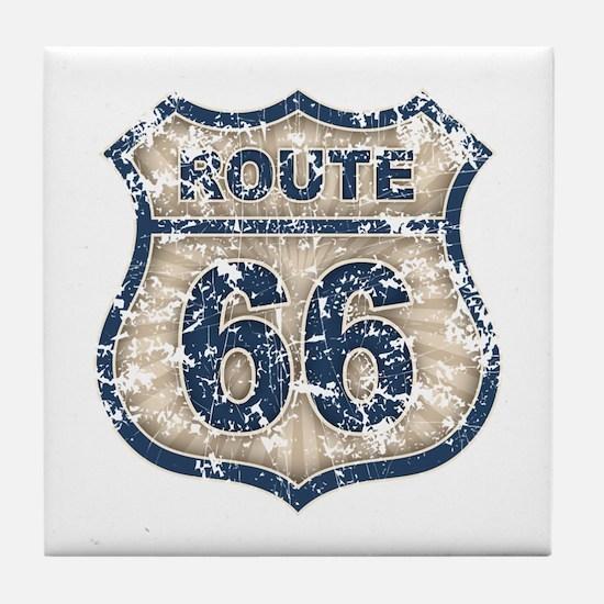 rt66-rays-T Tile Coaster