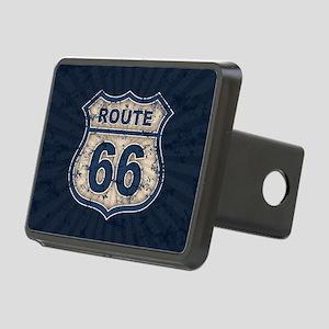 rt66-rays-OV Rectangular Hitch Cover
