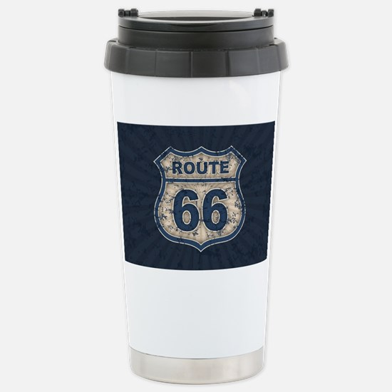 rt66-rays-OV Stainless Steel Travel Mug