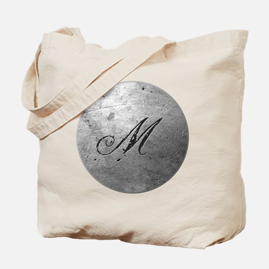 MetalSilvMneckTR Tote Bag