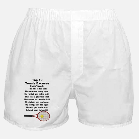 10Tennis2V Boxer Shorts
