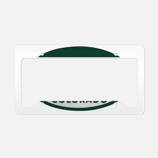 Pioneer_license_oval License Plate Holder