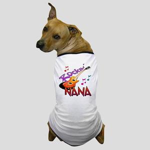 ROCKIN NANA Dog T-Shirt