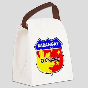 brgy-oxn Canvas Lunch Bag