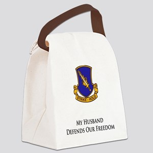 504husband_defends Canvas Lunch Bag