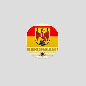 Burgenland (Flag 10) Mini Button