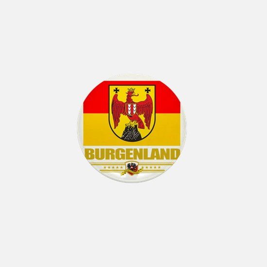 Burgenland (Flag 10) Mini Button