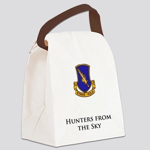 504hunter Canvas Lunch Bag