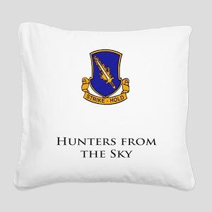 504hunter Square Canvas Pillow